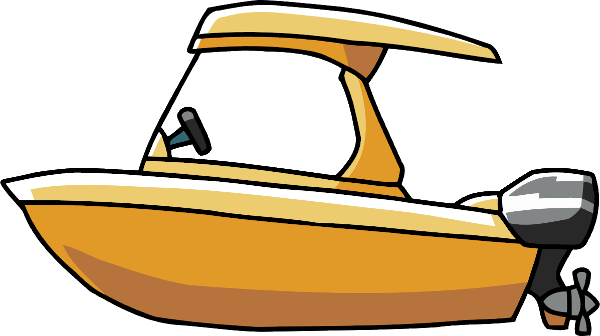 turkey on a boat clipart 10